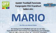 MARIO IN FRANKFURT MIT Q&A