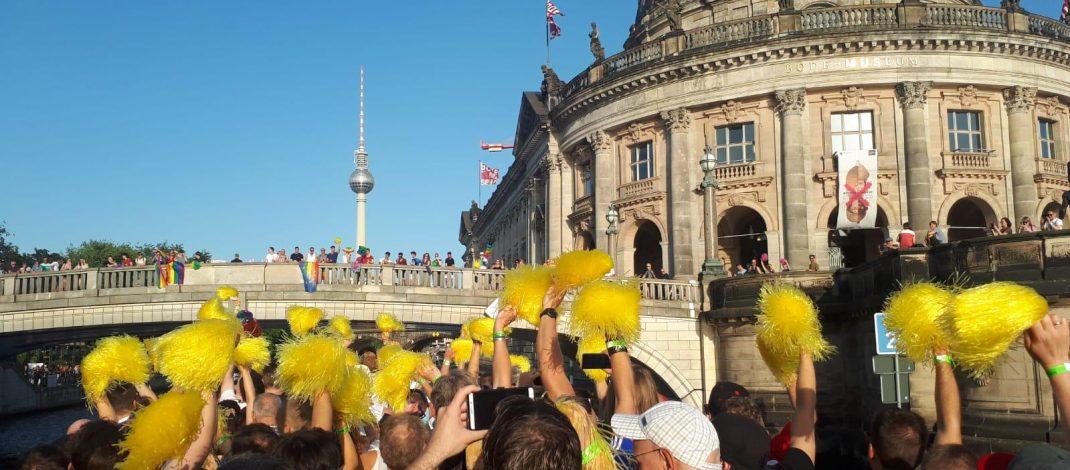 QFF CSD IN BERLIN