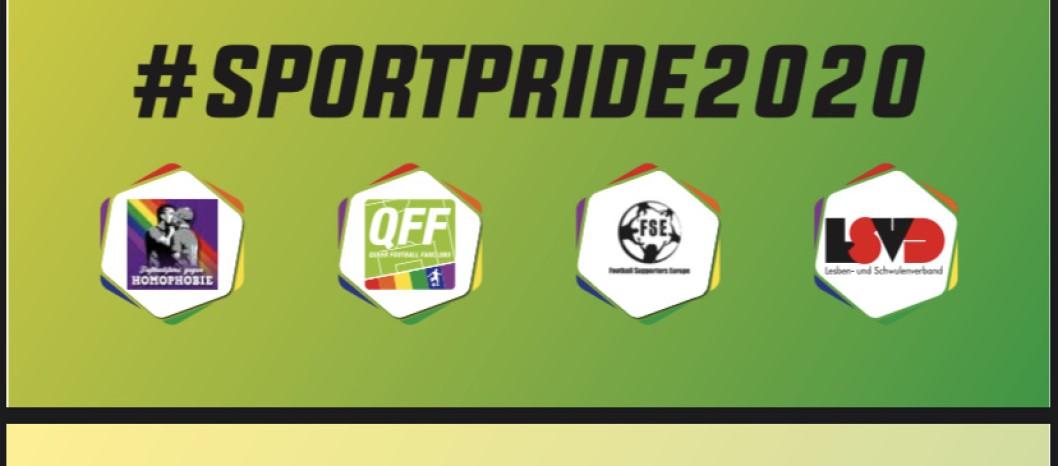 #SPORTPRIDE2020